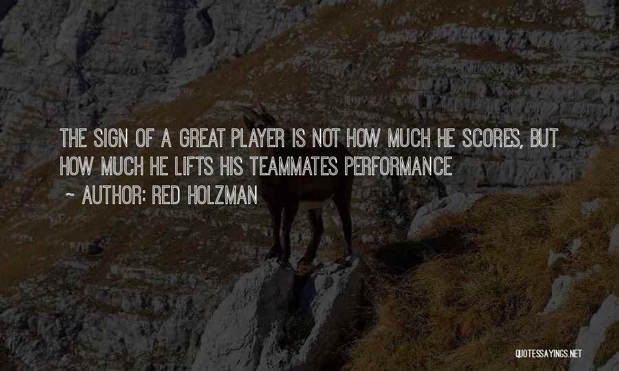 Red Holzman Quotes 1702024