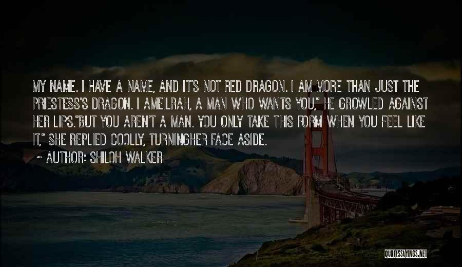 Red Lips Quotes By Shiloh Walker
