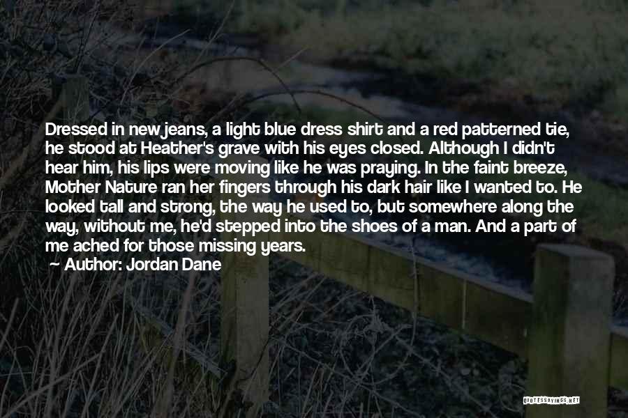 Red Tie Quotes By Jordan Dane
