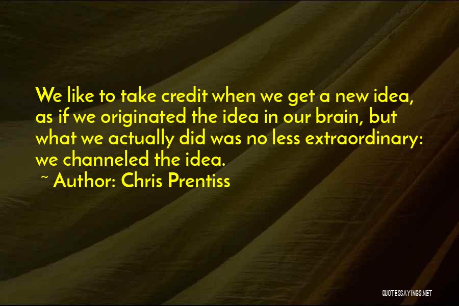 Redha Islamic Quotes By Chris Prentiss