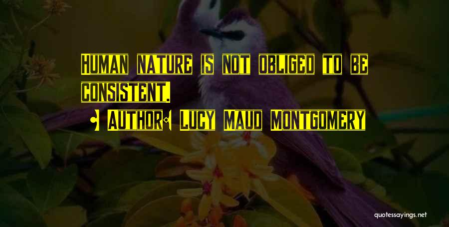 Redha Islamic Quotes By Lucy Maud Montgomery