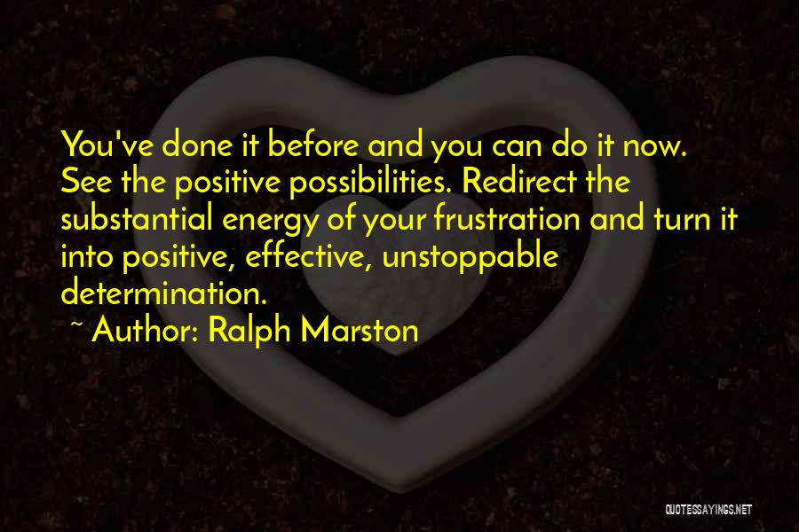 Redirect Energy Quotes By Ralph Marston