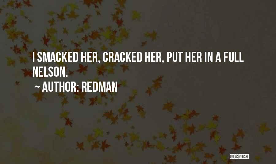 Redman Quotes 1274422