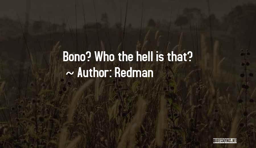 Redman Quotes 892502