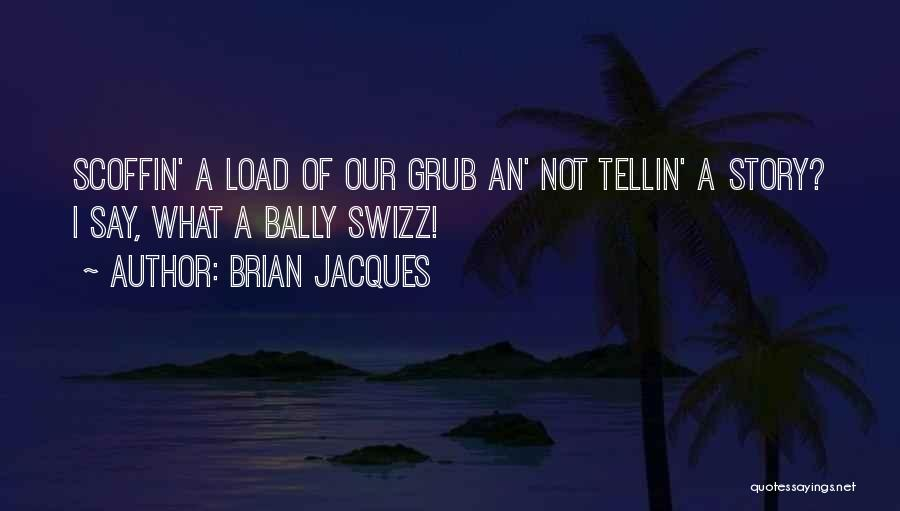 Redwall Brian Jacques Quotes By Brian Jacques