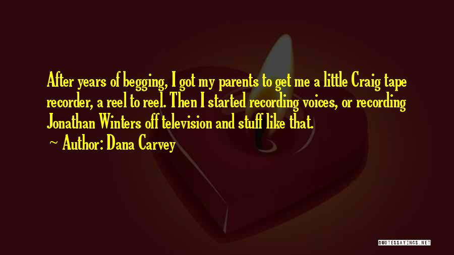 Reel Quotes By Dana Carvey
