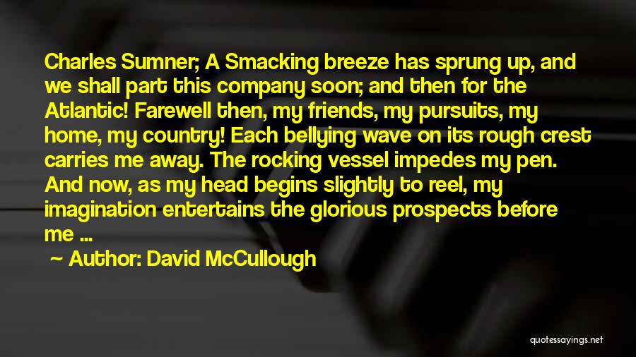 Reel Quotes By David McCullough
