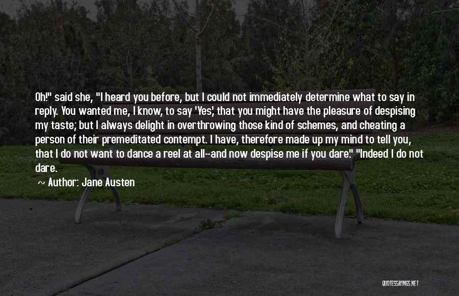 Reel Quotes By Jane Austen