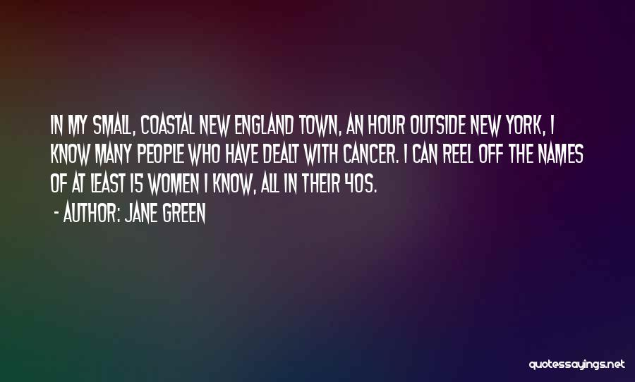 Reel Quotes By Jane Green