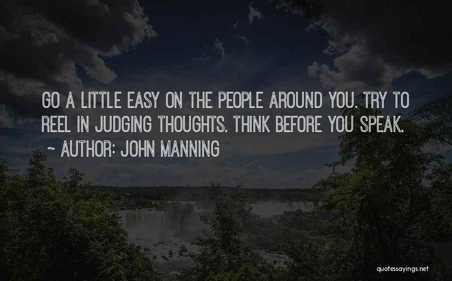 Reel Quotes By John Manning