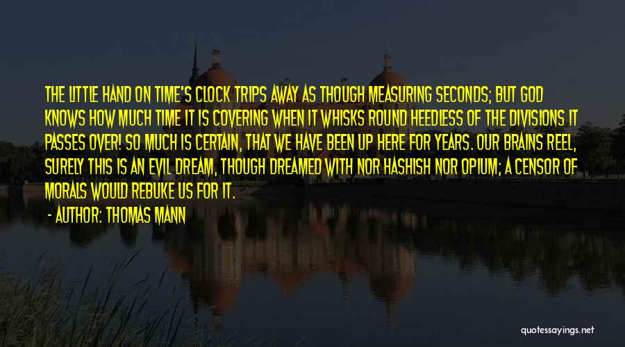 Reel Quotes By Thomas Mann