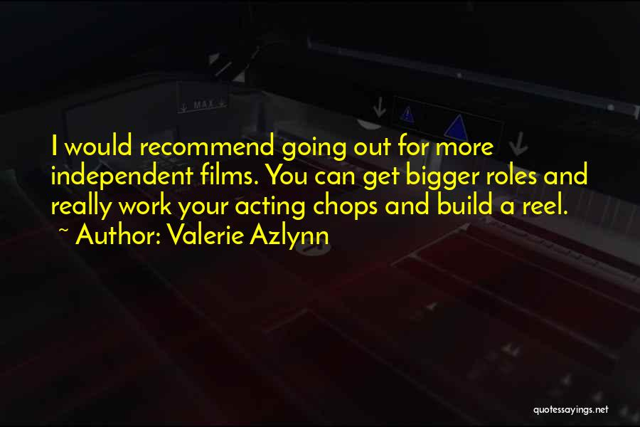 Reel Quotes By Valerie Azlynn