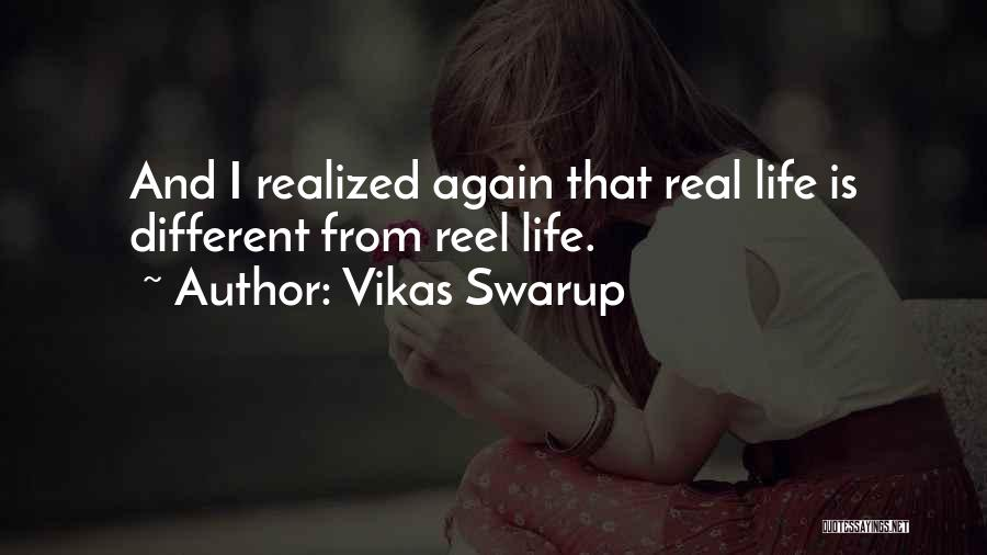 Reel Quotes By Vikas Swarup