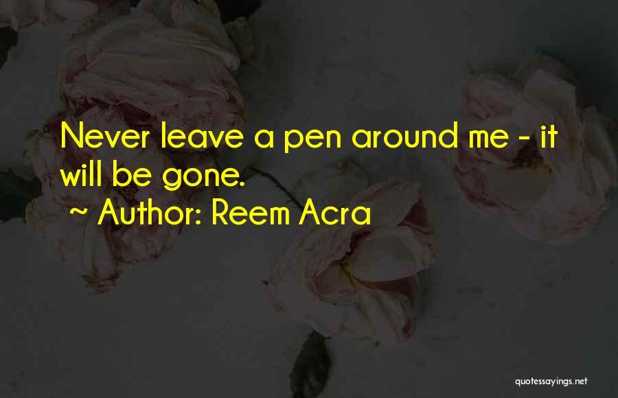 Reem Acra Quotes 1086244