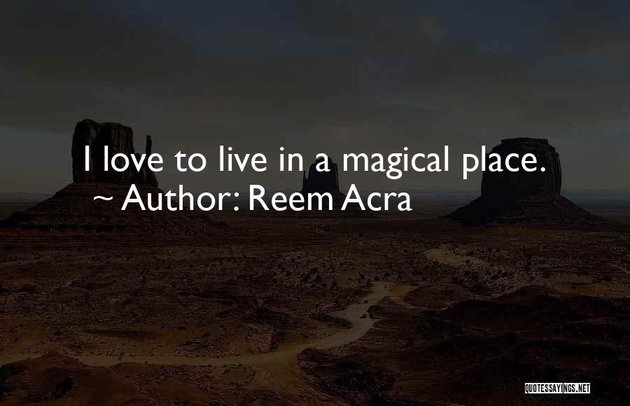Reem Acra Quotes 719313