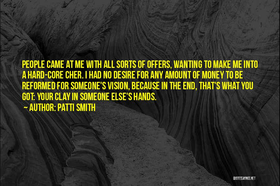 Reformed Quotes By Patti Smith