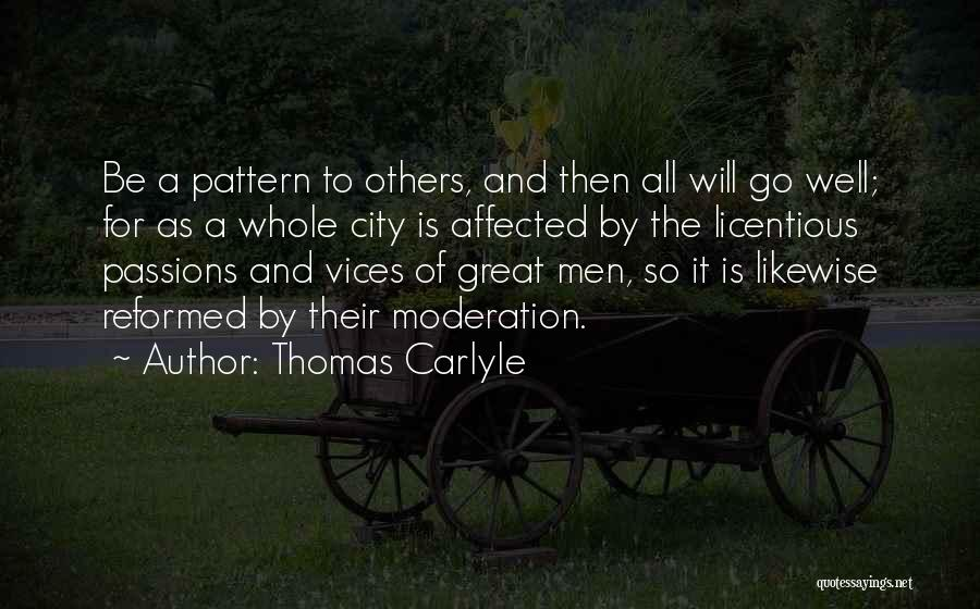 Reformed Quotes By Thomas Carlyle