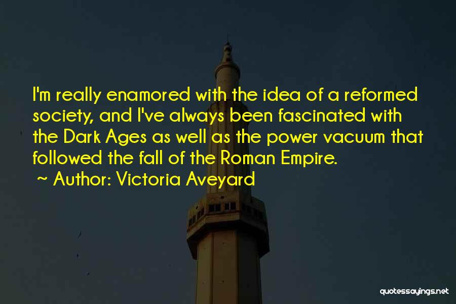 Reformed Quotes By Victoria Aveyard