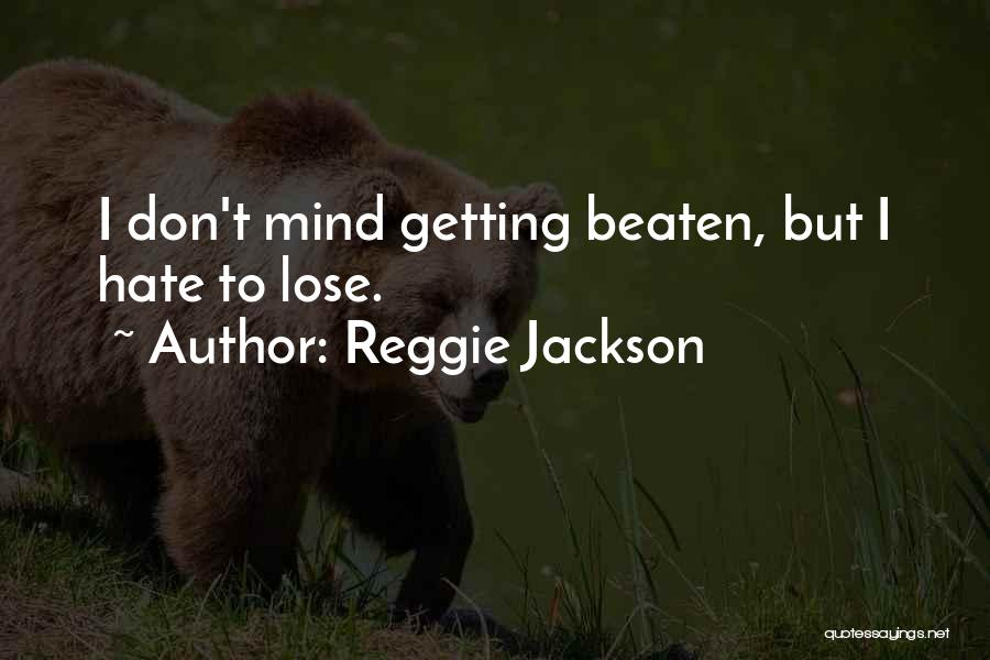 Reggie Jackson Quotes 1286489