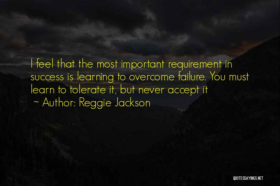 Reggie Jackson Quotes 167462