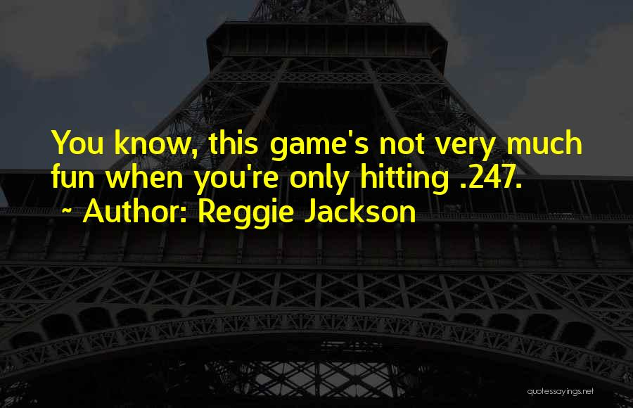 Reggie Jackson Quotes 1980974