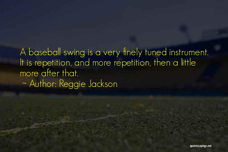 Reggie Jackson Quotes 787948
