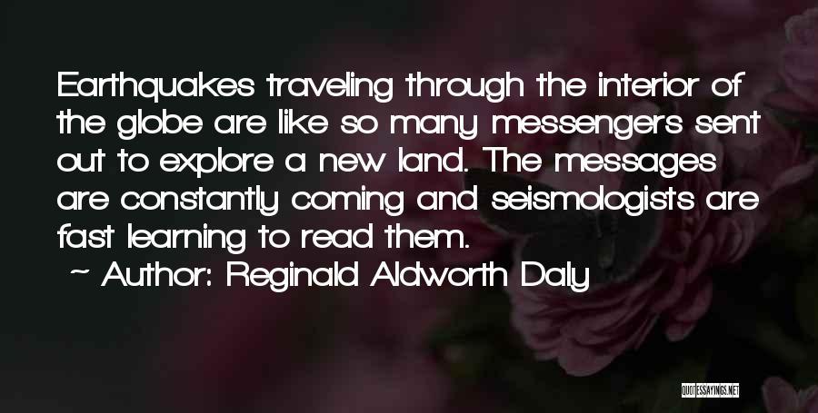 Reginald Aldworth Daly Quotes 453419