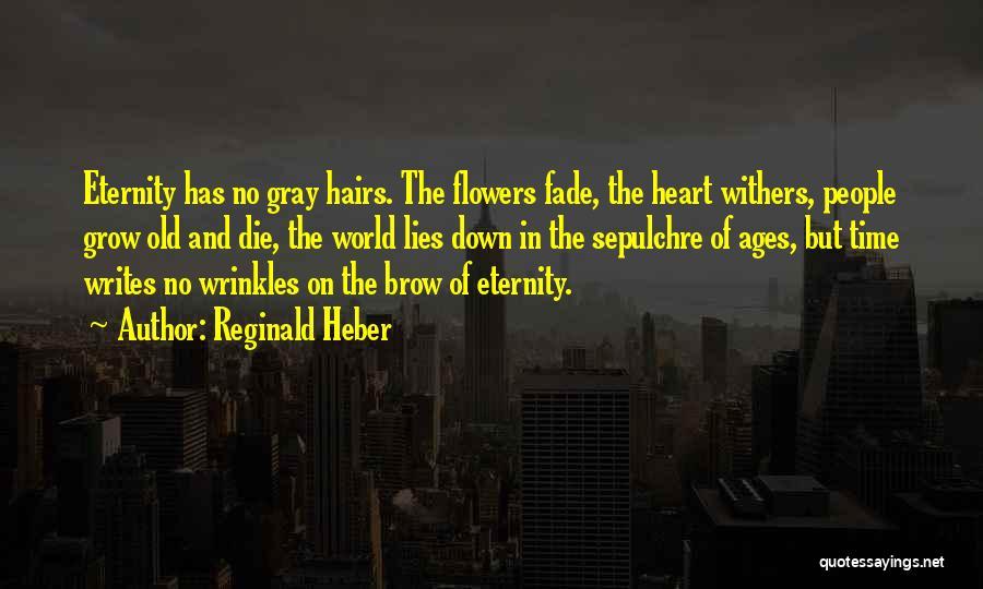 Reginald Heber Quotes 1085681