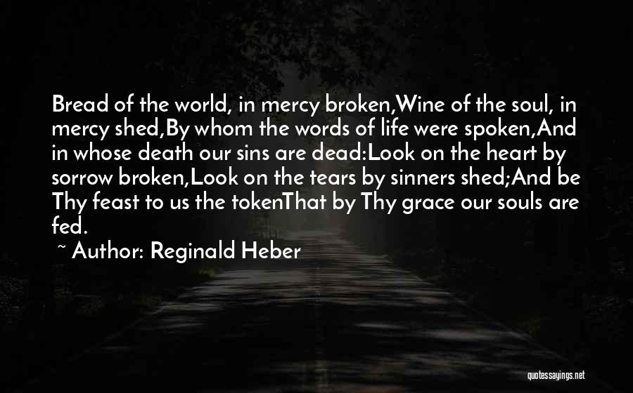 Reginald Heber Quotes 1161954