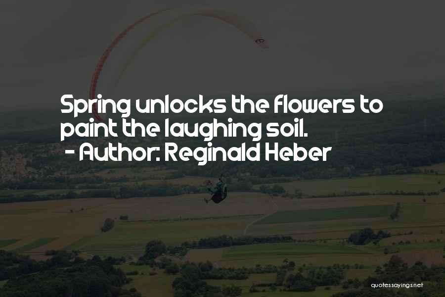 Reginald Heber Quotes 1640344