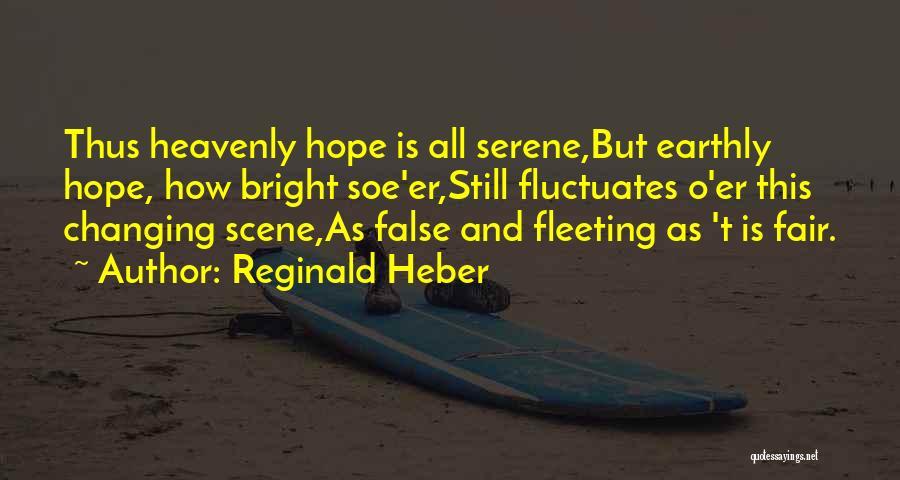 Reginald Heber Quotes 1765503