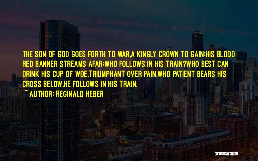 Reginald Heber Quotes 403779