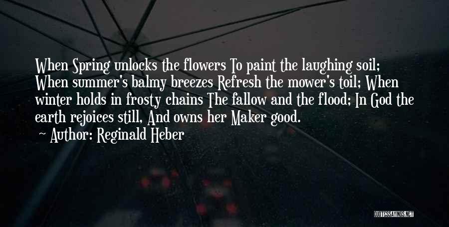 Reginald Heber Quotes 767068