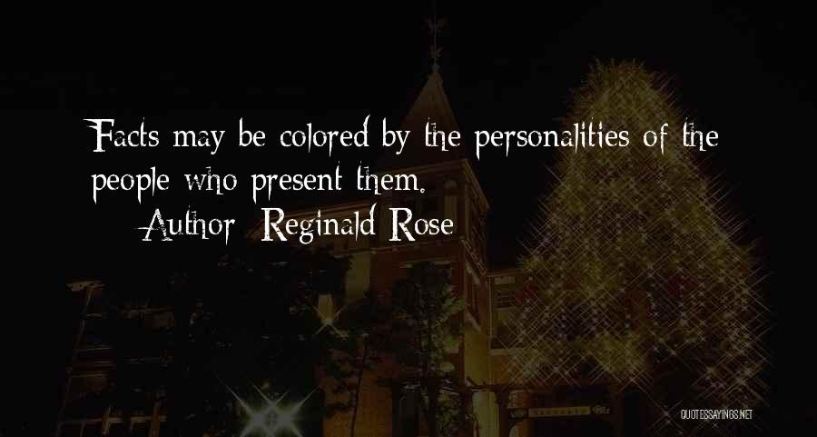 Reginald Rose Quotes 86860