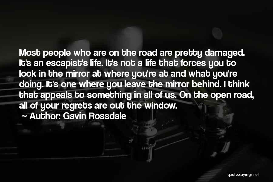 Regrets In Life Quotes By Gavin Rossdale