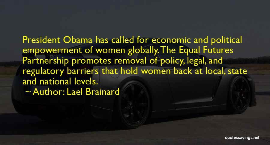 Regulatory Quotes By Lael Brainard