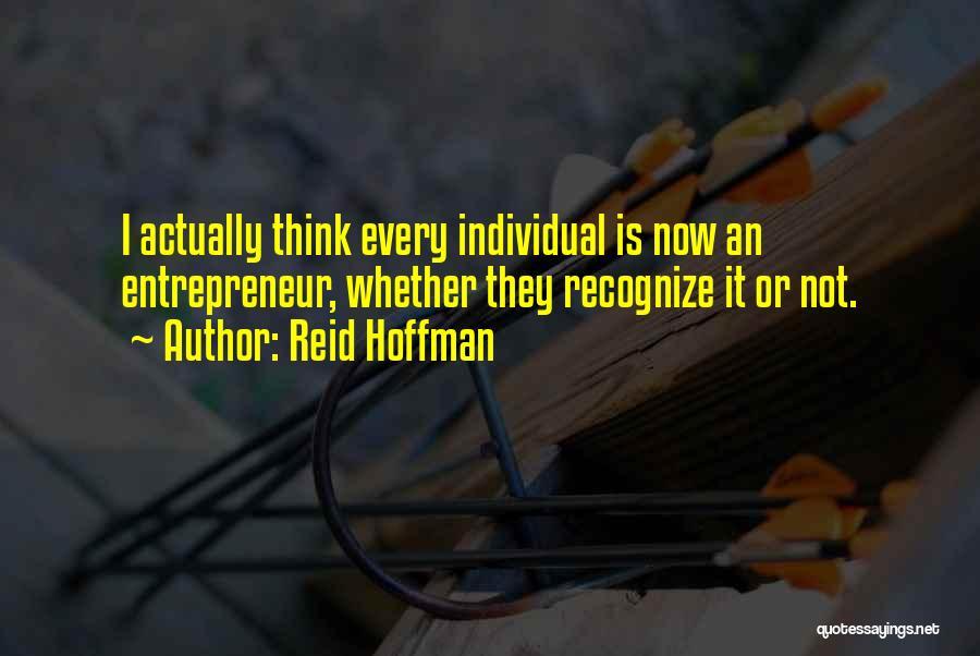 Reid Hoffman Quotes 1247616