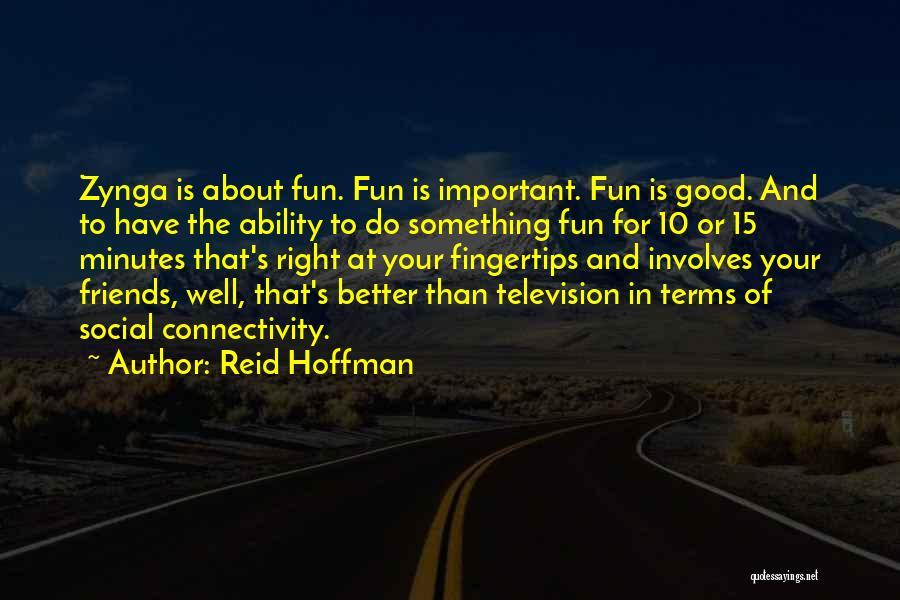 Reid Hoffman Quotes 198390