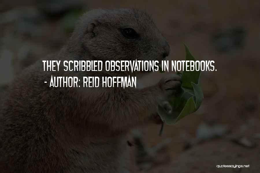 Reid Hoffman Quotes 437321