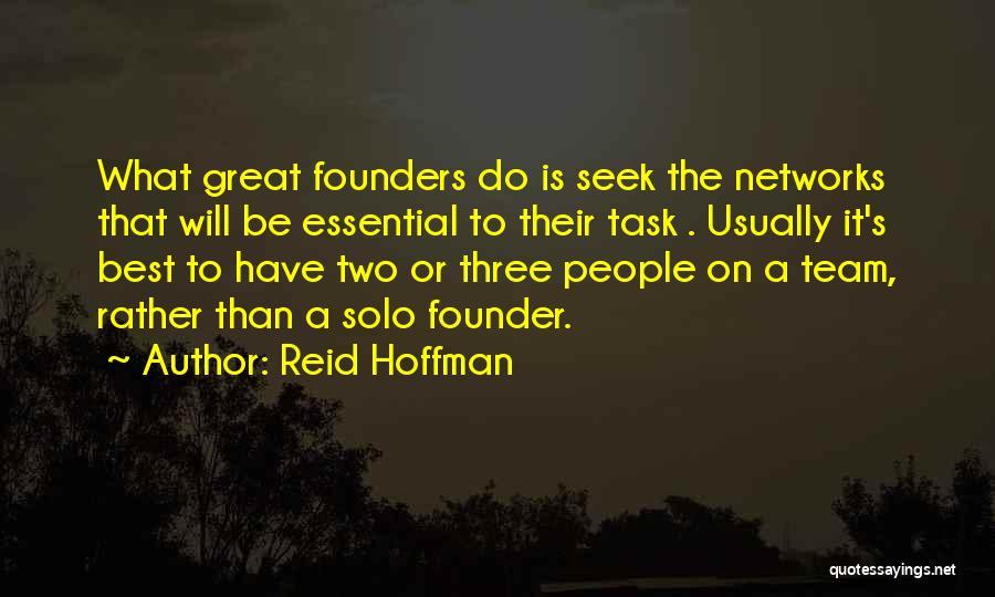 Reid Hoffman Quotes 794674