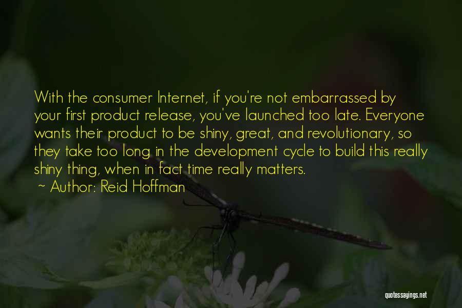 Reid Hoffman Quotes 867770
