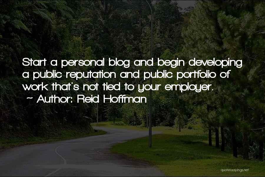 Reid Hoffman Quotes 873855