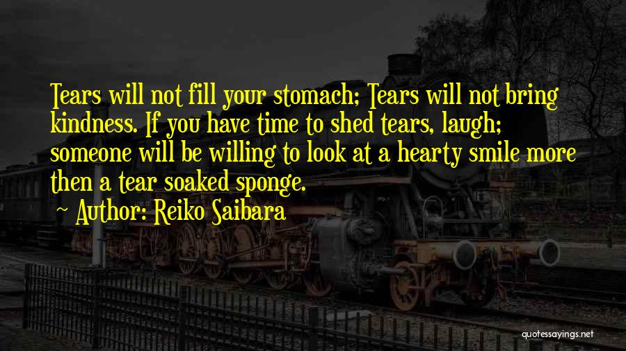 Reiko Saibara Quotes 948443