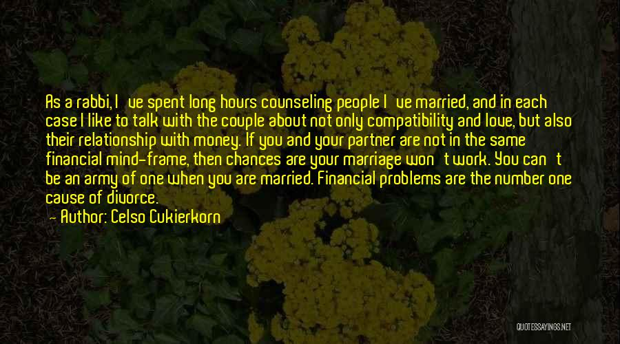 Relationship And Marriage Quotes By Celso Cukierkorn
