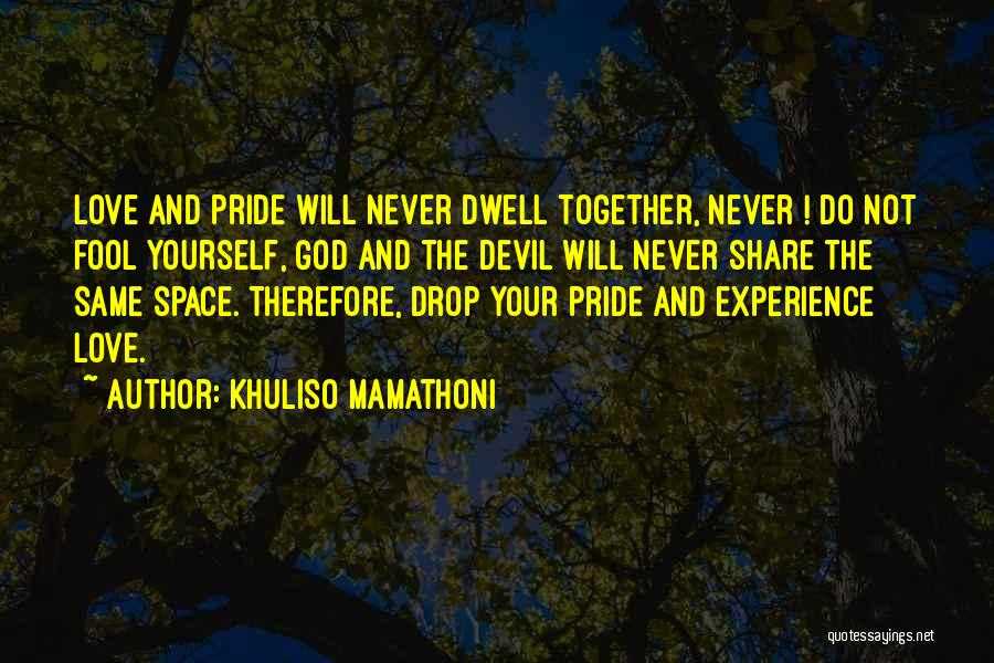Relationship And Marriage Quotes By Khuliso Mamathoni