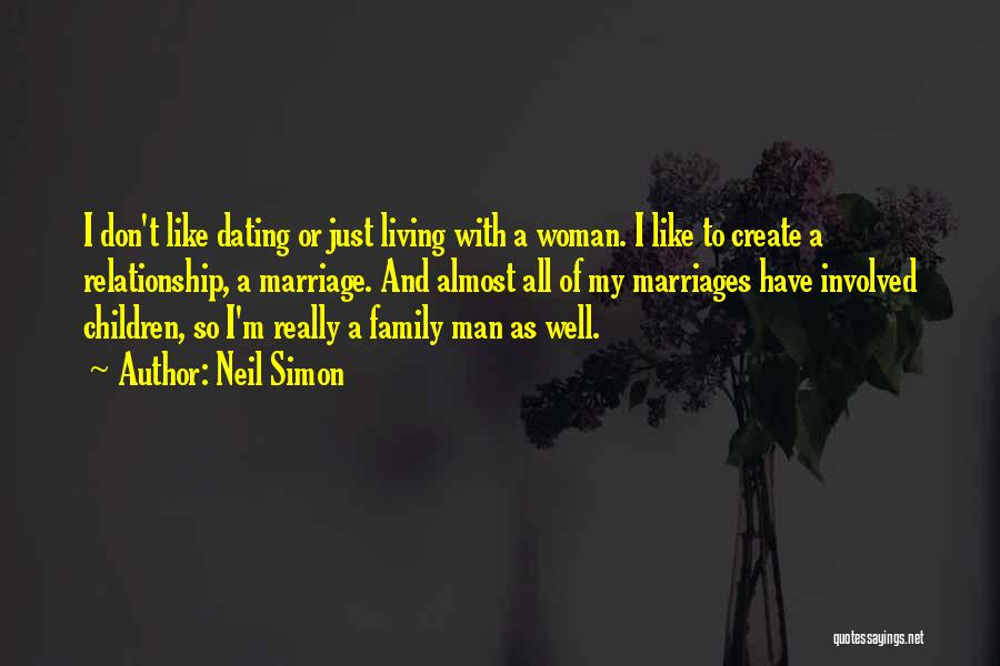 Relationship And Marriage Quotes By Neil Simon