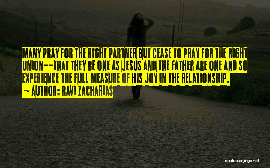 Relationship And Marriage Quotes By Ravi Zacharias