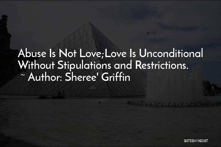 Relationship And Marriage Quotes By Sheree' Griffin