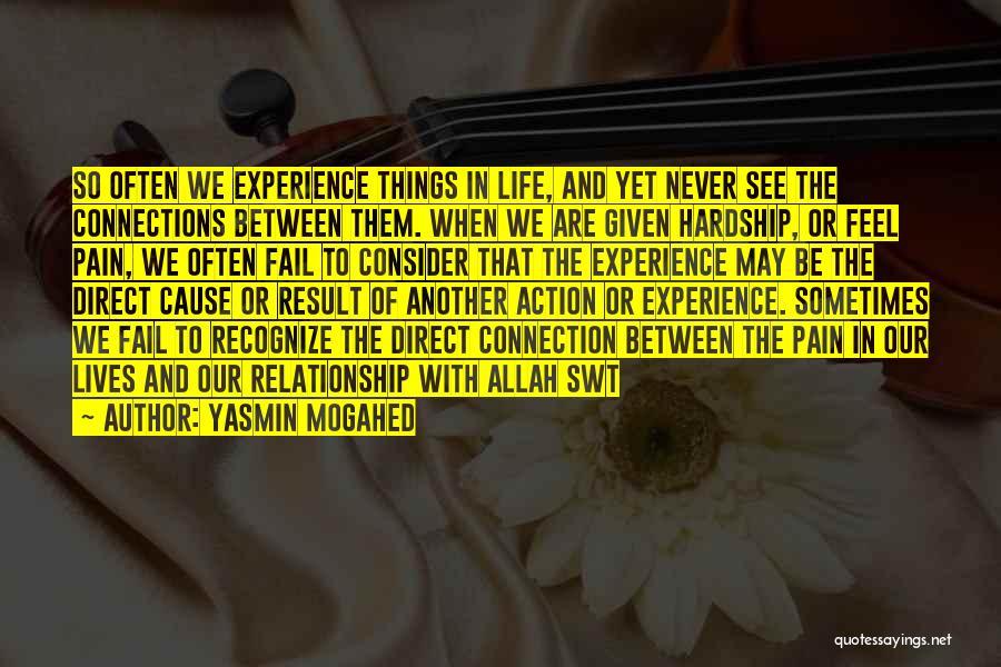 Relationship Hardships Quotes By Yasmin Mogahed