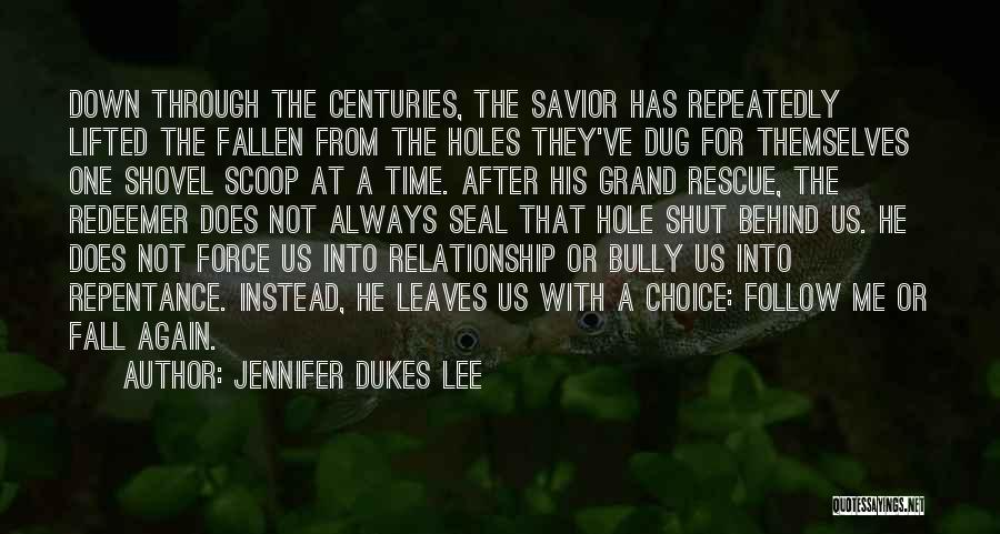 Relationship Rescue Quotes By Jennifer Dukes Lee